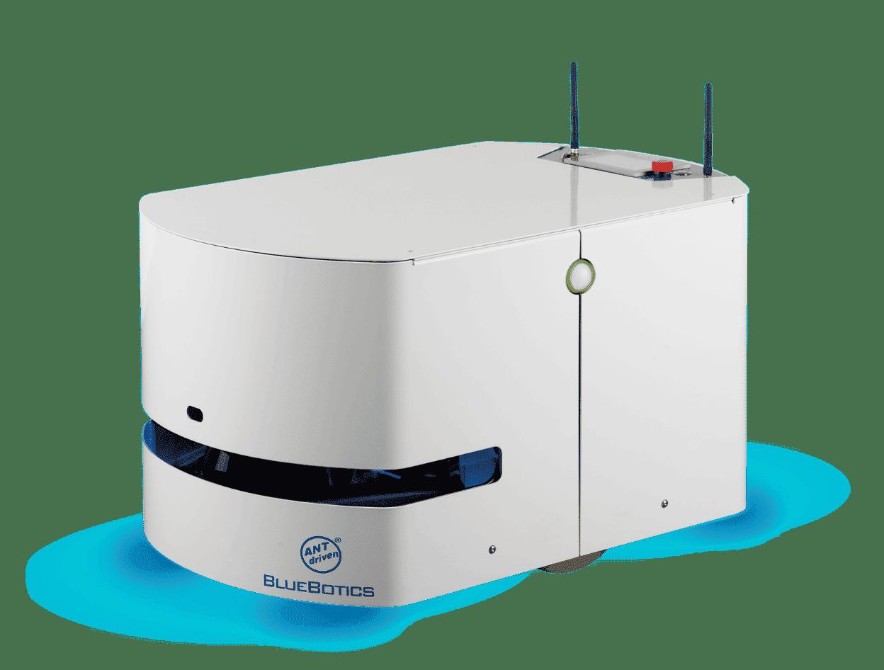 BlueBotics mini™ lite - 移动机器人平台