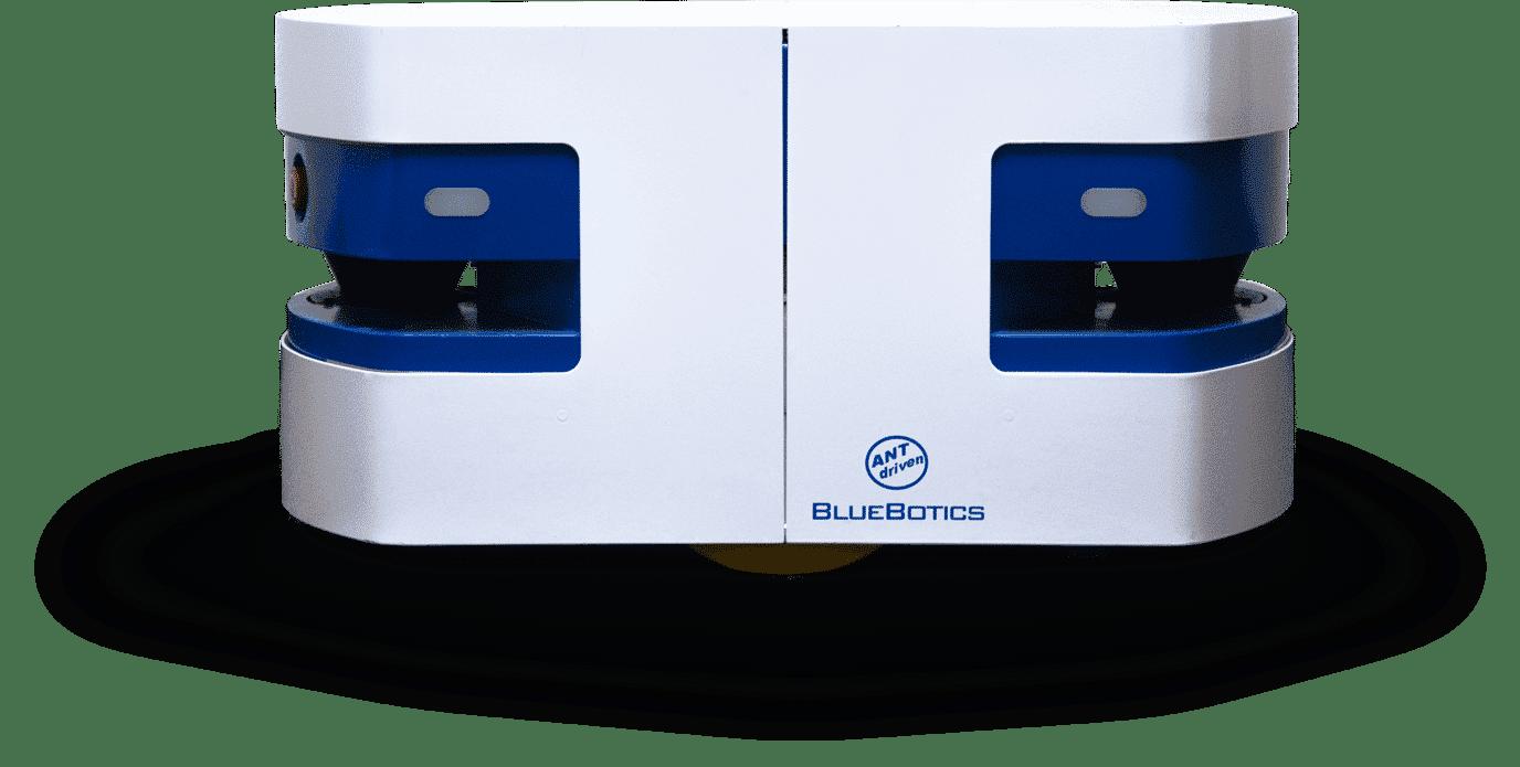 BlueBotics mini AMR roboter