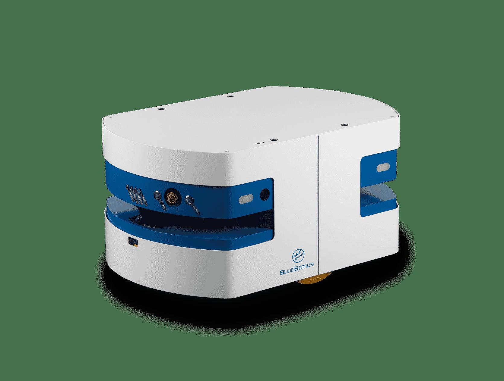 BlueBotics mini - mobile Roboterplattform für Reinräume