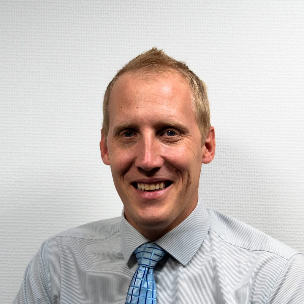 Head of Sales Julien Rochat BlueBotics
