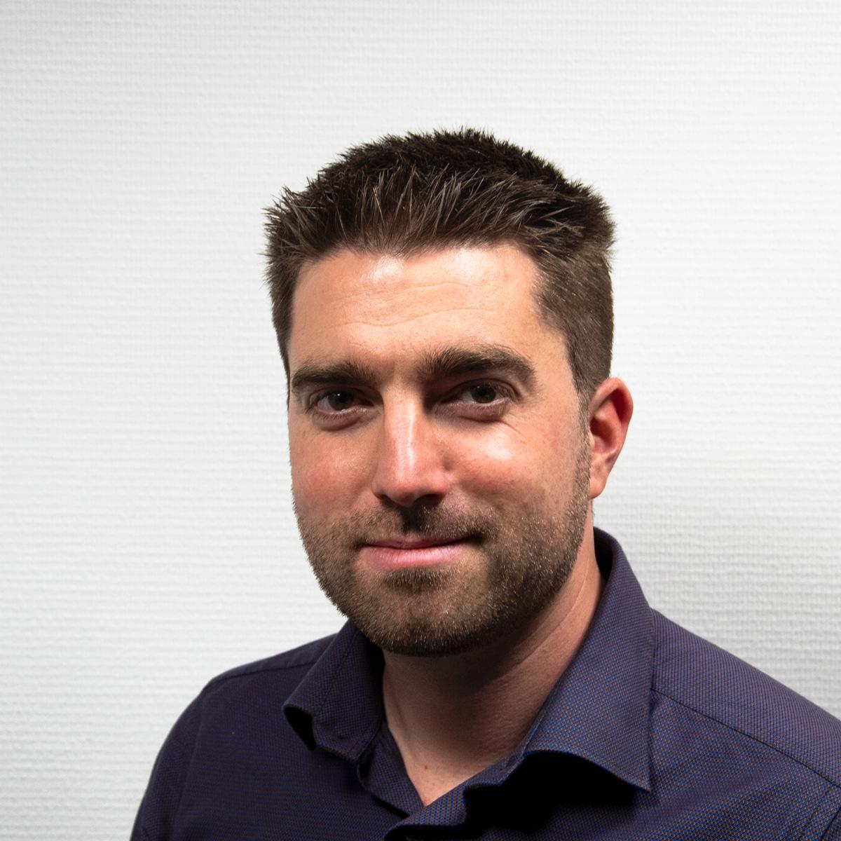 Operations Manager Yannick Beuret BlueBotics