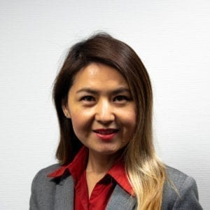 Area Sales Manager Jinglei Gruel BlueBotics