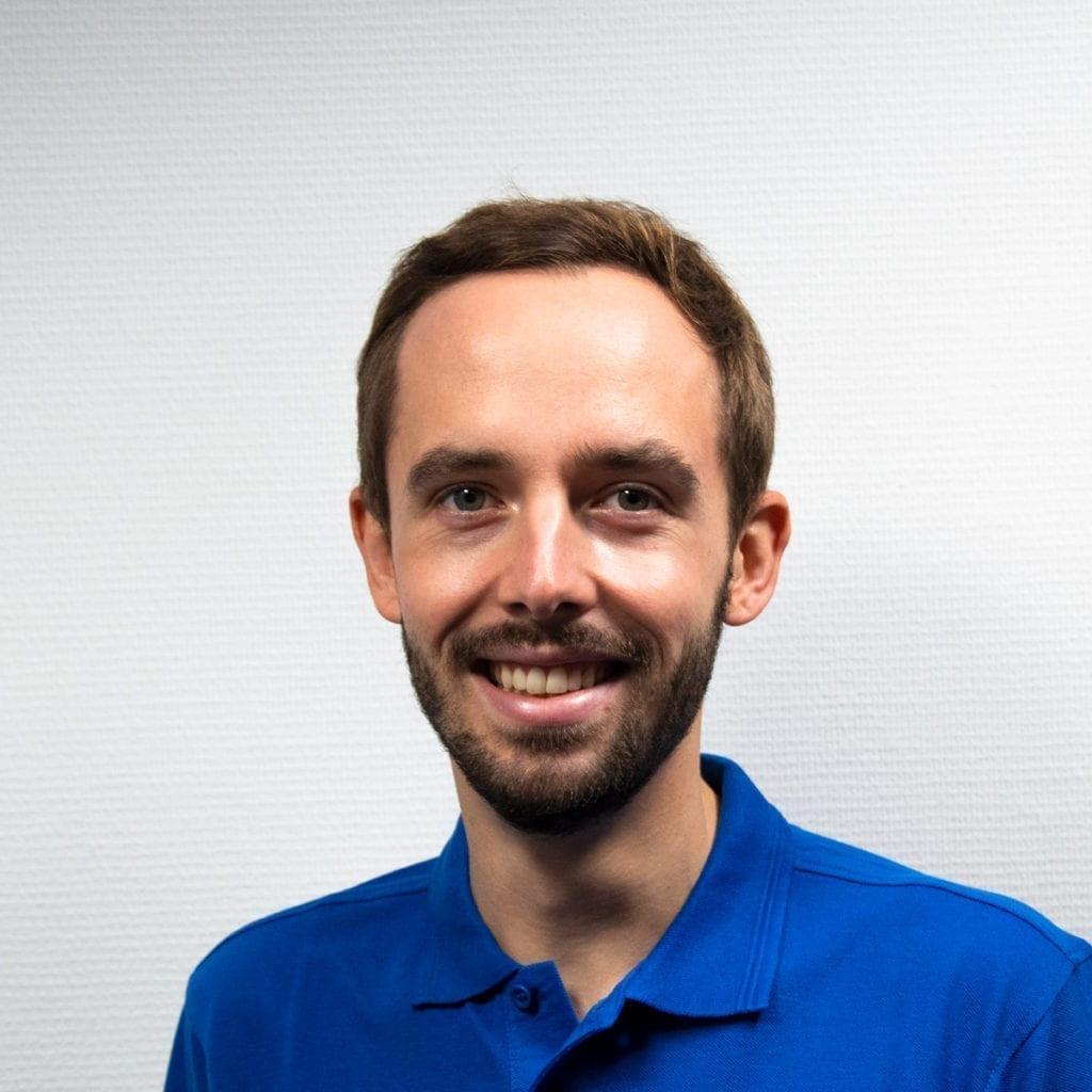 Systems Engineer Antoine Aupee BlueBotics