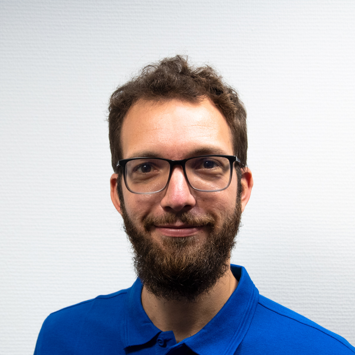 Systems Engineer Baptiste Mottet BlueBotics