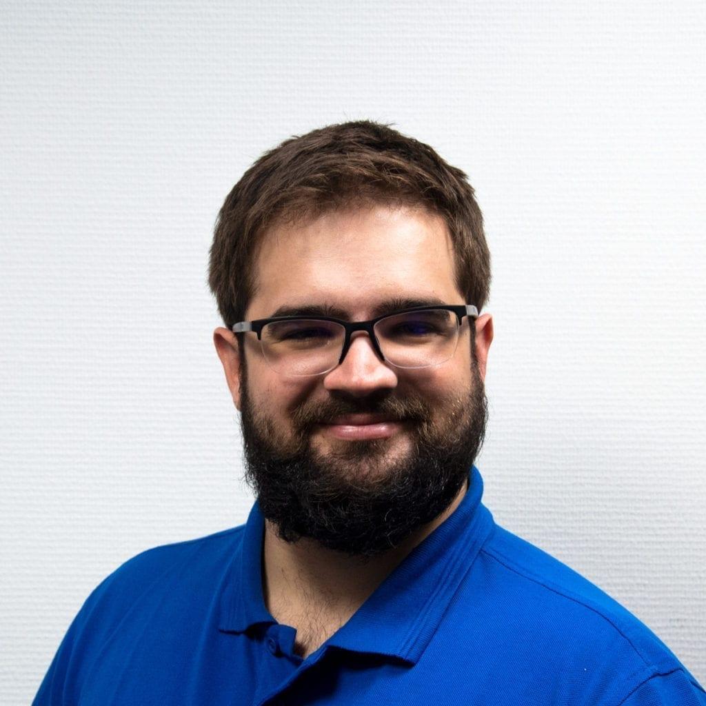 Systems Engineer Guillaume Rossa BlueBotics