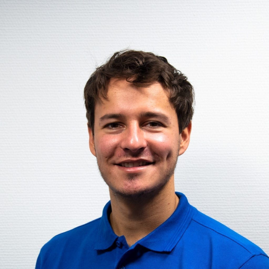 Systems Engineer Hugo Viard BlueBotics