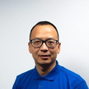 Systems Engineer Tao Wu BlueBotics