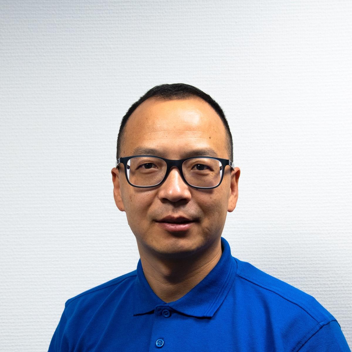 Systems Engineer Tao Wu BlueBotics