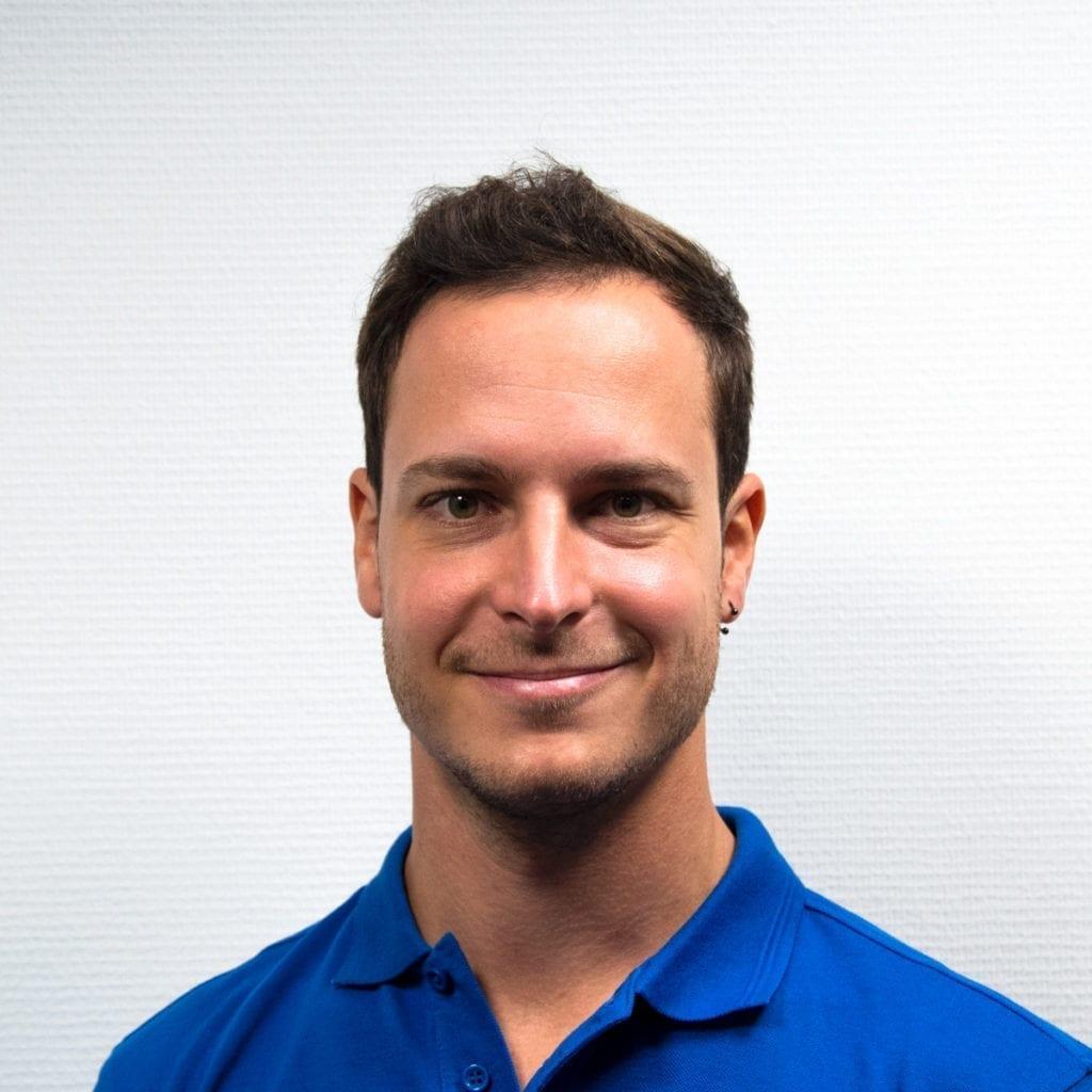 Systems Engineer Yannick Poffet BlueBotics