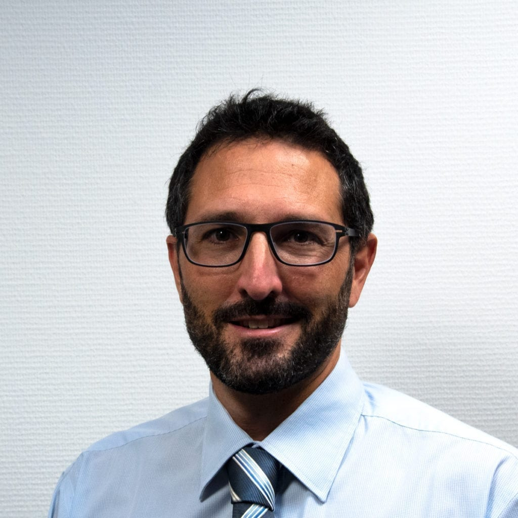 VP Research Pierre Lamon BlueBotics