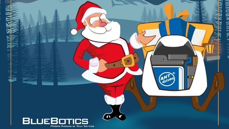 BlueBotics Christmas 2020