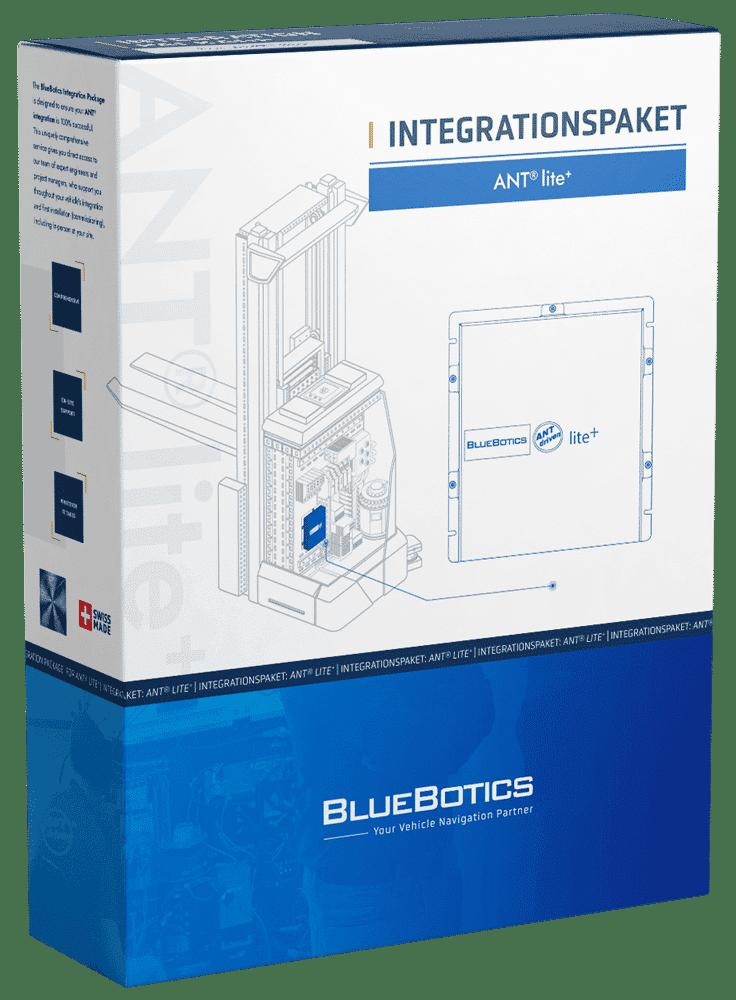 BlueBotics ANT lite+ Integrationspaket
