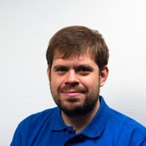 Adrien Salgado - Systems Engineer at BlueBotics