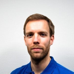 Gaetan Burri - Systems Engineer at BlueBotics