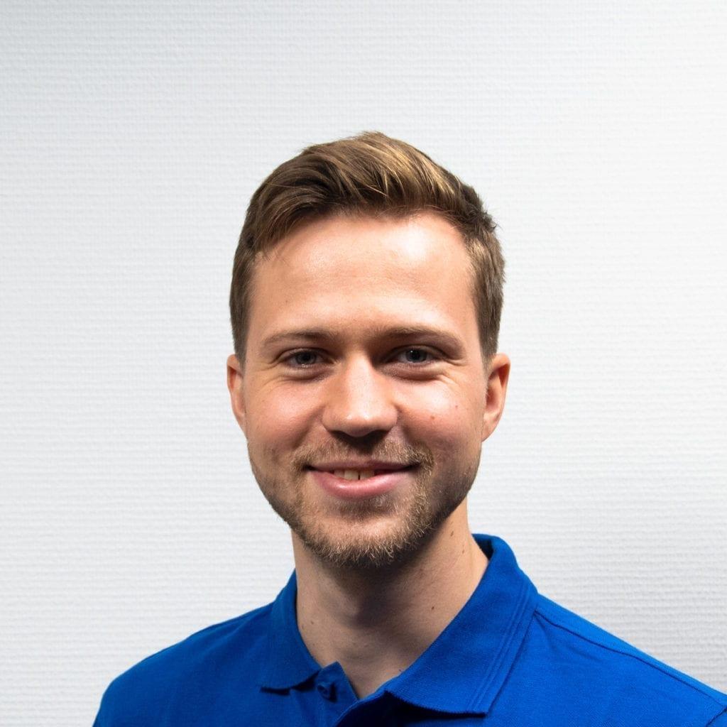 Victor Twardowski - Systems Engineer at BlueBotics
