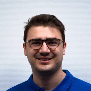 BlueBotics Systems Engineer Luca Cattani