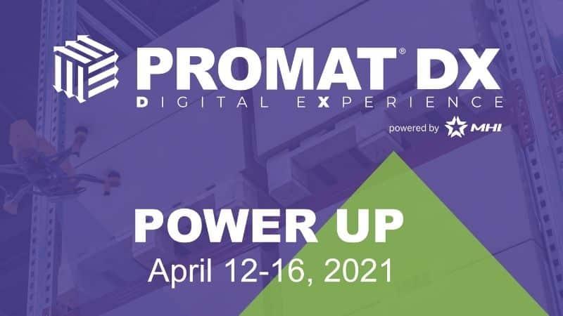 BlueBotics at ProMATDX 2021