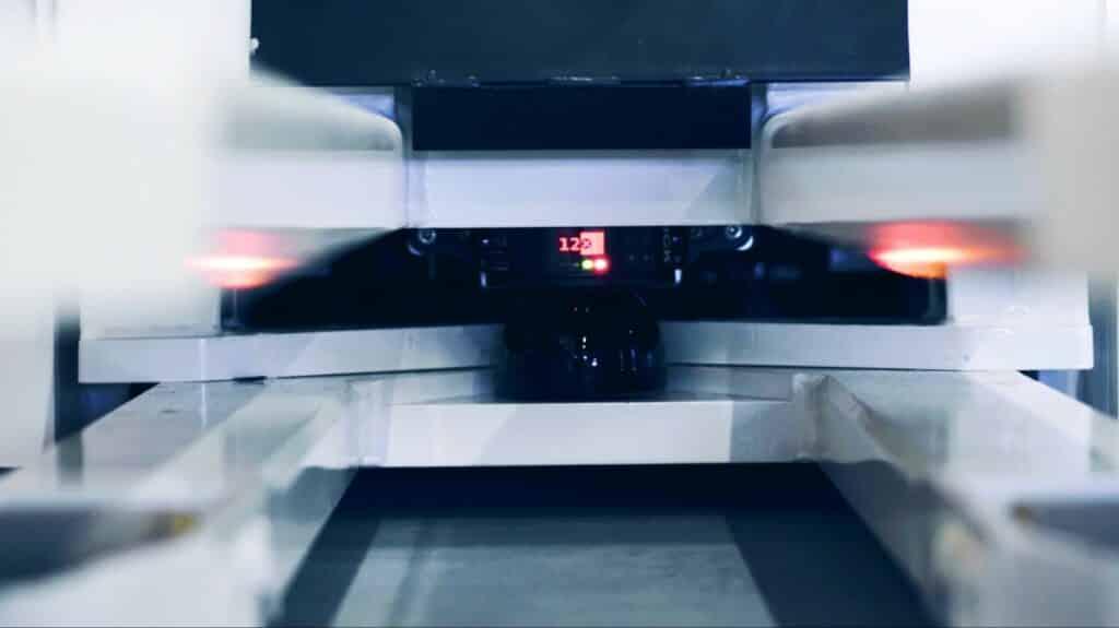 Is ANT SLAM based navigation - laser scanner